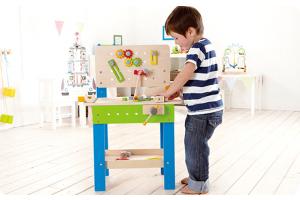 Het allerleukste bouwspeelgoed voor kleine bouwers