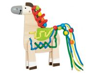 Rijgdier pony