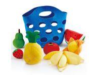 Fruitmandje voor peuters