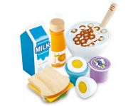 Gezond ontbijt speelset