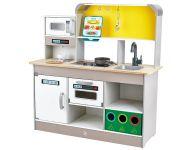 Kinderkeuken deluxe met airfryer