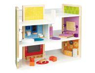 Doe-het-zelf poppenhuis