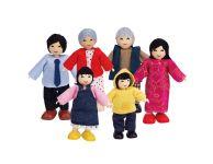 Poppenhuis familie | Azië